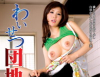 VEC 035 Apartment Wife Obscenity Nanako Mori