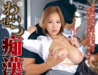 VEC 094 Obscenity Molester Train Wife Saijo Ruri