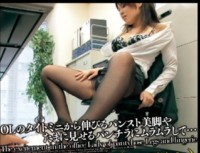 MUGON-131 By Horny To Underwear To Show In Pantyhose Legs And Tama Extending From Taitomini Silent Works 38 O